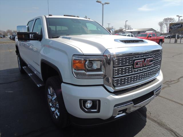 2018 Sierra 2500 Crew Cab 4x4, Pickup #JT348 - photo 3
