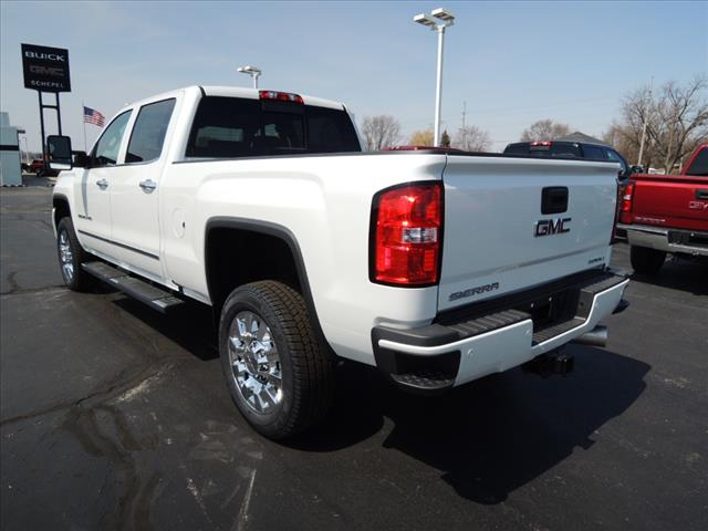 2018 Sierra 2500 Crew Cab 4x4, Pickup #JT348 - photo 2