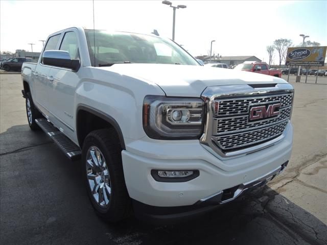 2018 Sierra 1500 Crew Cab 4x4, Pickup #JT371 - photo 4