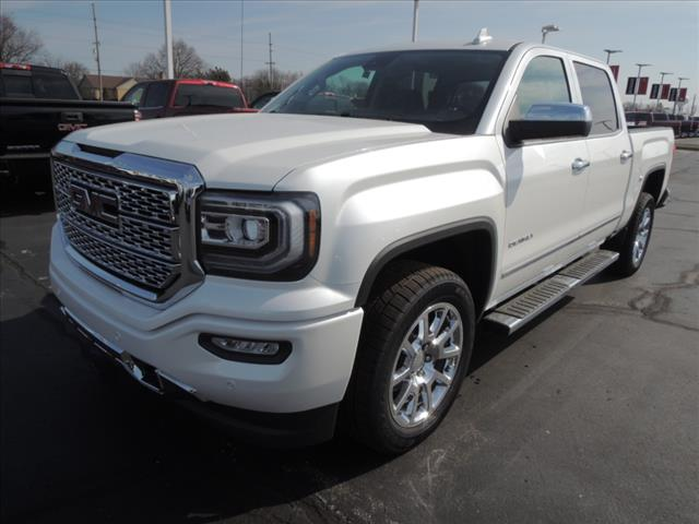 2018 Sierra 1500 Crew Cab 4x4, Pickup #JT371 - photo 3