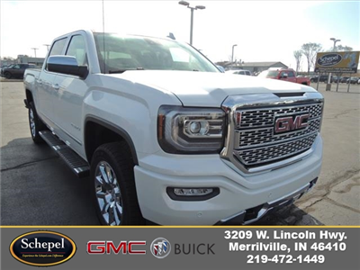 2018 Sierra 1500 Crew Cab 4x4, Pickup #JT371 - photo 1