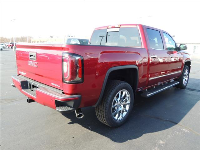 2018 Sierra 1500 Crew Cab 4x4, Pickup #JT3X119 - photo 2