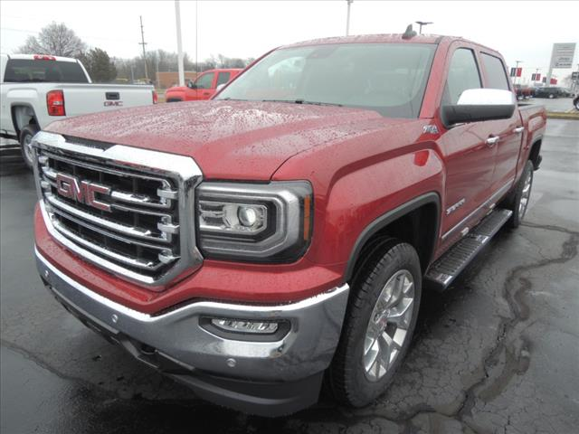 2018 Sierra 1500 Crew Cab 4x4,  Pickup #JT3X120 - photo 3