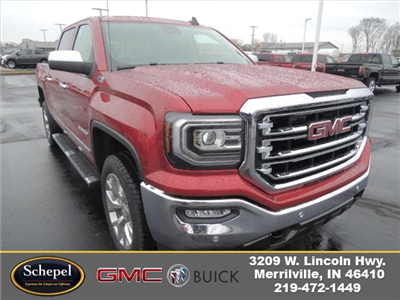 2018 Sierra 1500 Crew Cab 4x4,  Pickup #JT3X120 - photo 1