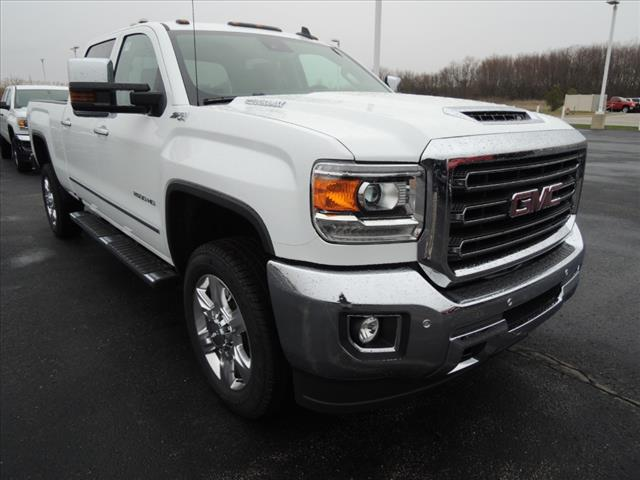 2018 Sierra 2500 Crew Cab 4x4, Pickup #JT449 - photo 3