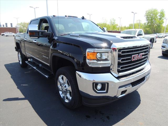 2018 Sierra 2500 Crew Cab 4x4,  Pickup #JT450 - photo 5