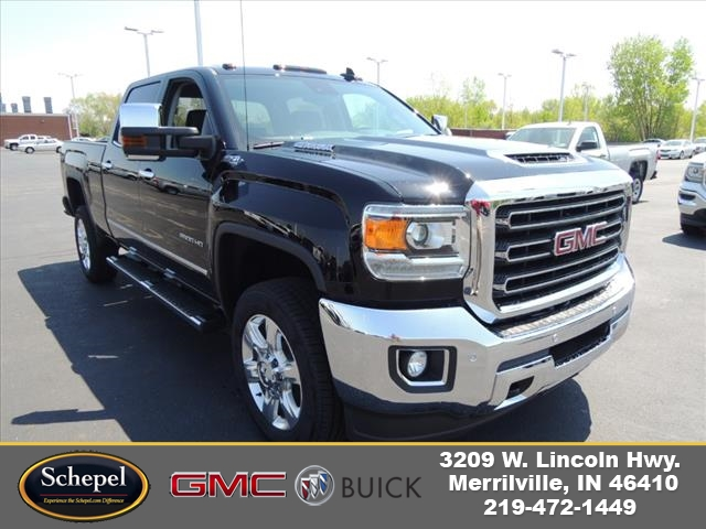 2018 Sierra 2500 Crew Cab 4x4,  Pickup #JT450 - photo 1