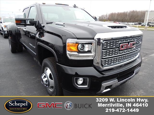 2018 Sierra 3500 Crew Cab 4x4,  Pickup #JT465 - photo 1