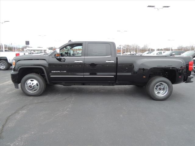 2018 Sierra 3500 Crew Cab 4x4,  Pickup #JT465 - photo 7