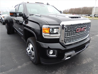 2018 Sierra 3500 Crew Cab 4x4,  Pickup #JT465 - photo 4