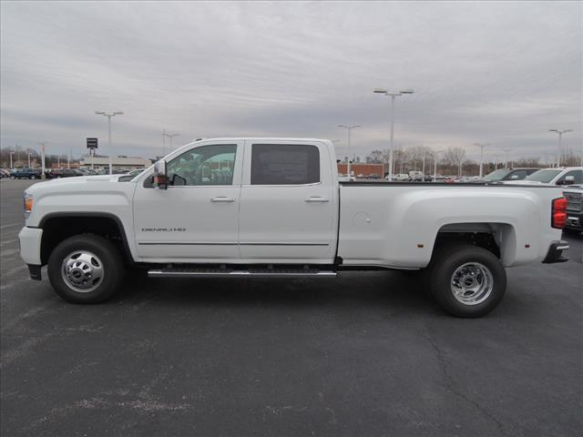 2018 Sierra 3500 Crew Cab 4x4, Pickup #JT466 - photo 5