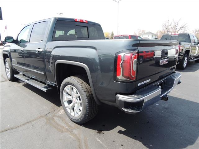 2018 Sierra 1500 Crew Cab 4x4,  Pickup #JT485 - photo 4