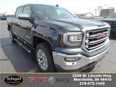 2018 Sierra 1500 Crew Cab 4x4,  Pickup #JT485 - photo 1