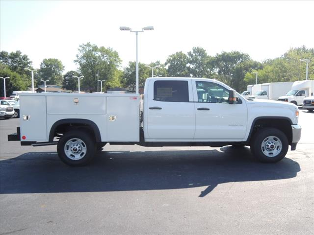 2018 Sierra 2500 Crew Cab 4x4,  Service Body #JT4X129 - photo 10