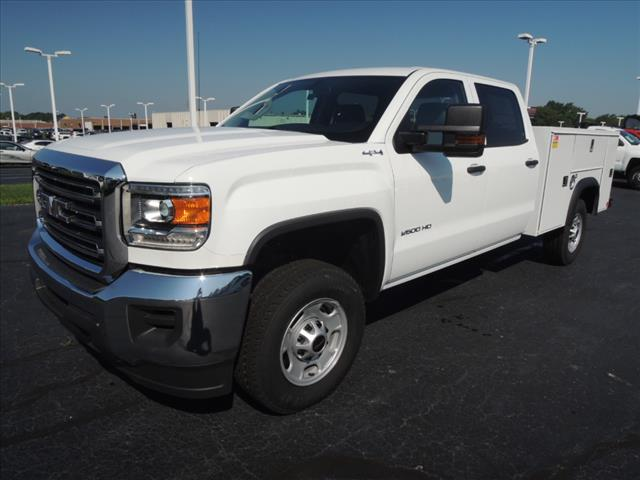 2018 Sierra 2500 Crew Cab 4x4,  Service Body #JT4X129 - photo 4