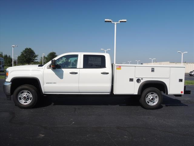 2018 Sierra 2500 Crew Cab 4x4,  Service Body #JT4X129 - photo 5