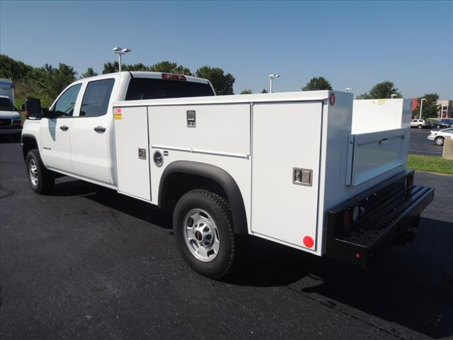 2018 Sierra 2500 Crew Cab 4x4,  Service Body #JT4X129 - photo 6