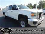 2018 Sierra 2500 Crew Cab 4x4,  Service Body #JT4X129 - photo 1