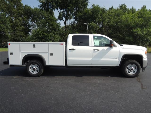 2018 Sierra 2500 Crew Cab 4x4,  Service Body #JT518 - photo 10
