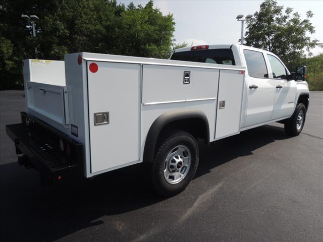 2018 Sierra 2500 Crew Cab 4x4,  Service Body #JT518 - photo 2