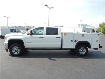 2018 Sierra 2500 Crew Cab 4x4,  Service Body #JT518 - photo 5