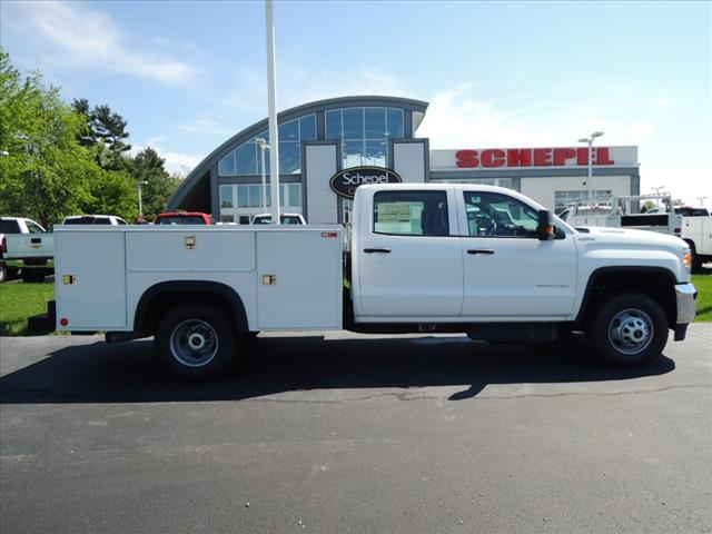 2018 Sierra 3500 Crew Cab DRW 4x4,  Service Body #JT542 - photo 10