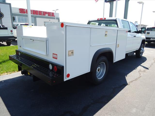 2018 Sierra 3500 Crew Cab DRW 4x4,  Service Body #JT542 - photo 2