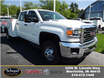 2018 Sierra 3500 Crew Cab DRW 4x4,  Service Body #JT542 - photo 1