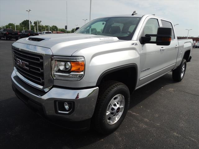 2018 Sierra 2500 Crew Cab 4x4,  Pickup #JT5X131 - photo 4
