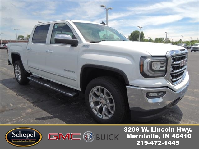 2018 Sierra 1500 Crew Cab 4x4,  Pickup #JT6X124 - photo 1