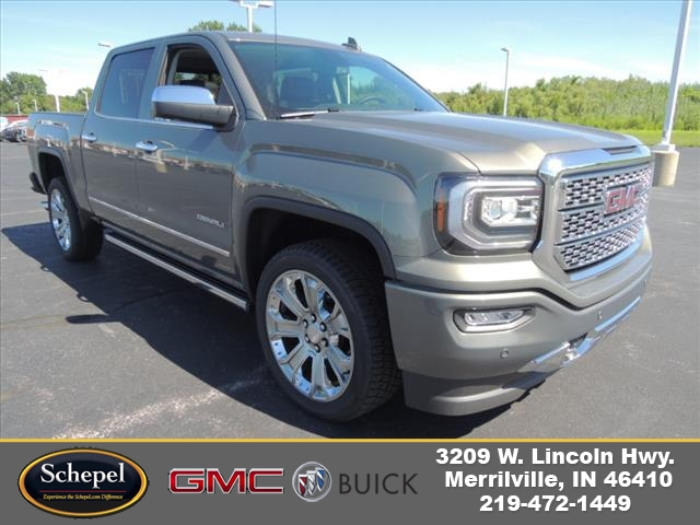 2018 Sierra 1500 Crew Cab 4x4,  Pickup #JT6X149 - photo 1