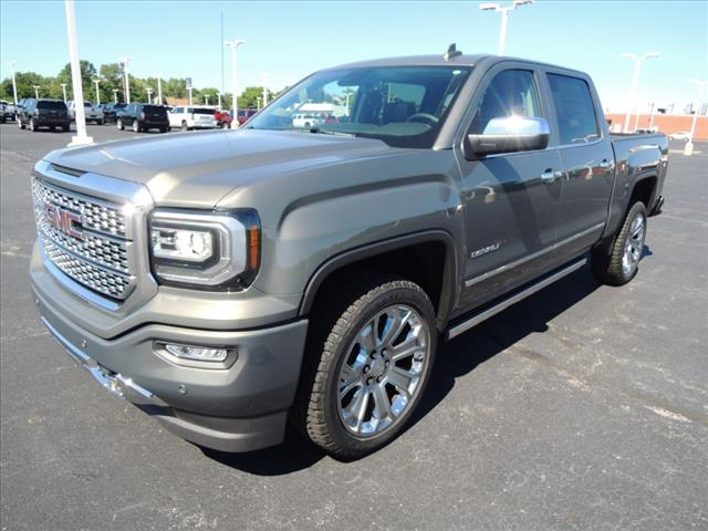2018 Sierra 1500 Crew Cab 4x4,  Pickup #JT6X149 - photo 4