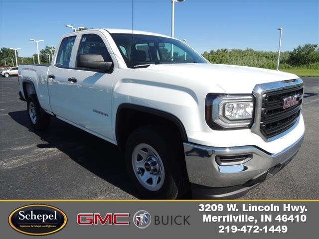 2018 Sierra 1500 Extended Cab 4x2,  Pickup #JT6X155 - photo 1