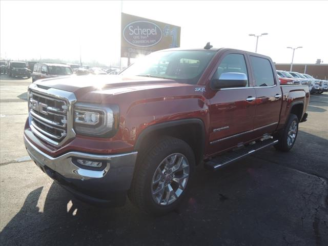 2018 Sierra 1500 Crew Cab 4x4,  Pickup #JTT12X09 - photo 4
