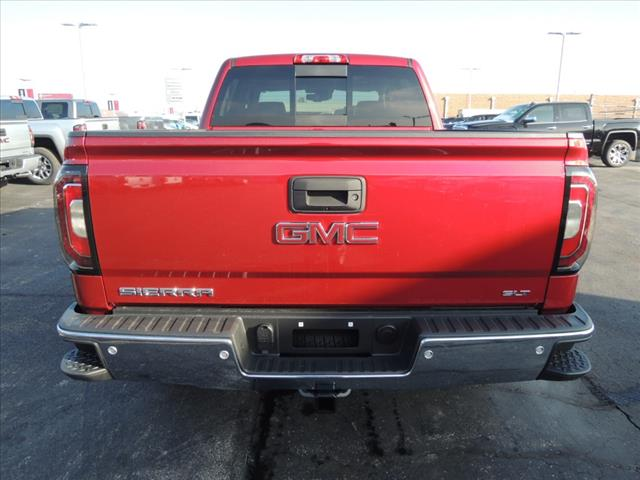 2018 Sierra 1500 Crew Cab 4x4,  Pickup #JTT12X09 - photo 7