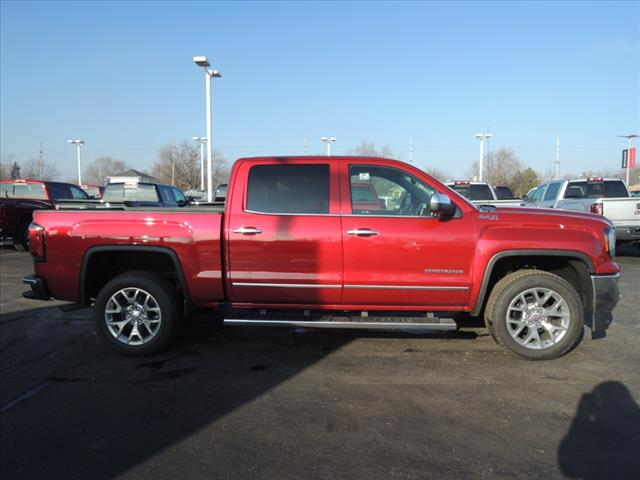 2018 Sierra 1500 Crew Cab 4x4,  Pickup #JTT12X09 - photo 9