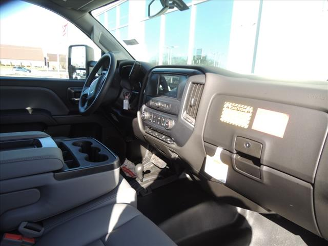 2019 Sierra 3500 Regular Cab DRW 4x4,  Monroe MTE-Zee Dump Body #KT11X16 - photo 13