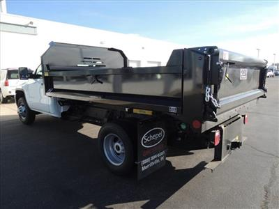 2019 Sierra 3500 Regular Cab DRW 4x4,  Monroe MTE-Zee Dump Body #KT11X16 - photo 6