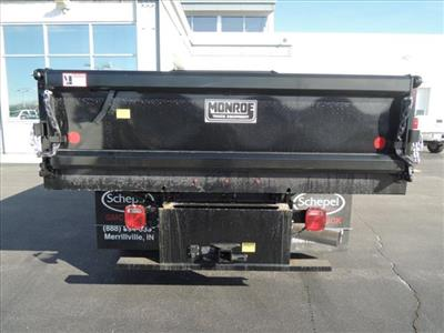 2019 Sierra 3500 Regular Cab DRW 4x4,  Monroe MTE-Zee Dump Body #KT11X16 - photo 7