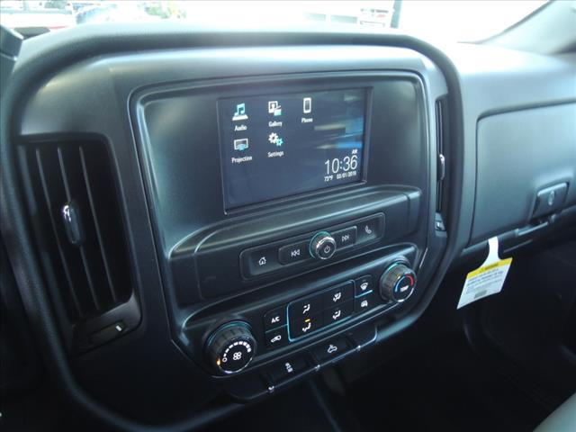 2019 Sierra 3500 Regular Cab DRW 4x4, Freedom ProContractor Body #KT296 - photo 22