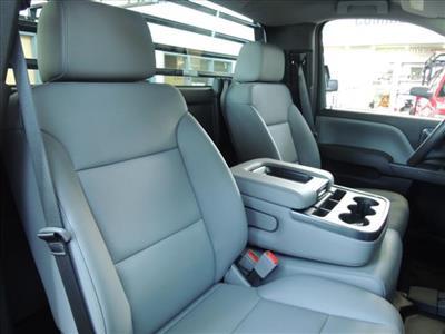2019 Sierra 3500 Regular Cab DRW 4x4, Freedom ProContractor Body #KT296 - photo 13