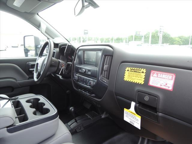 2019 Sierra 3500 Regular Cab DRW 4x4,  Freedom ProContractor Body #KT297 - photo 13