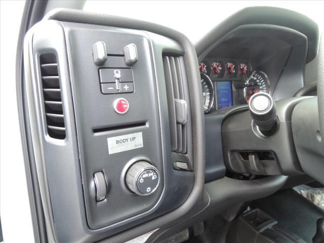 2019 Sierra 3500 Regular Cab DRW 4x4,  Freedom ProContractor Body #KT297 - photo 18
