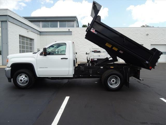 2019 Sierra 3500 Regular Cab DRW 4x4, Freedom ProContractor Body #KT297 - photo 21