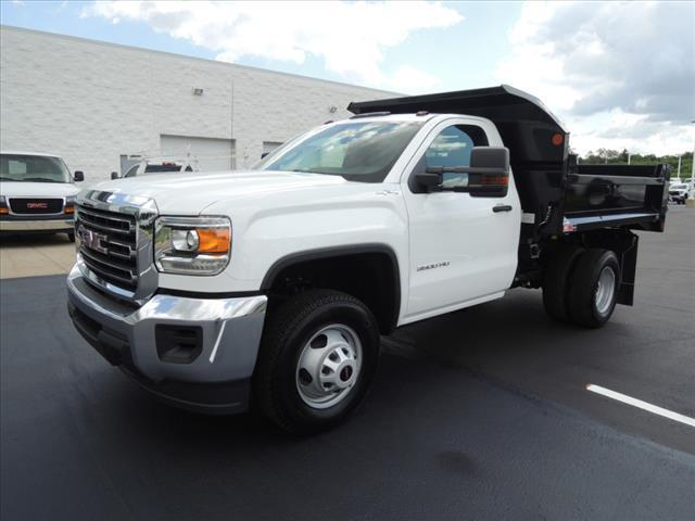 2019 Sierra 3500 Regular Cab DRW 4x4, Freedom ProContractor Body #KT297 - photo 4