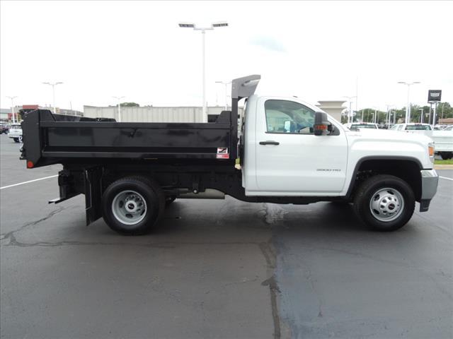 2019 Sierra 3500 Regular Cab DRW 4x4, Freedom ProContractor Body #KT297 - photo 9