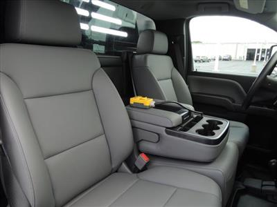 2019 Sierra 3500 Regular Cab DRW 4x4,  Freedom ProContractor Body #KT297 - photo 12