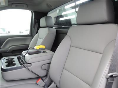 2019 Sierra 3500 Regular Cab DRW 4x4,  Freedom ProContractor Body #KT297 - photo 16