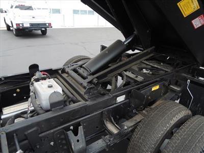 2019 Sierra 3500 Regular Cab DRW 4x4,  Freedom ProContractor Body #KT297 - photo 22
