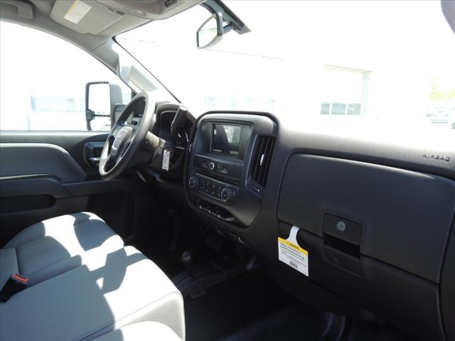 2019 Sierra 3500 Regular Cab DRW 4x4, Freedom Contractor Body #KT363 - photo 14
